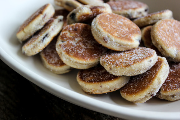 Mini Hand Turned Shirgar Butter Welsh Cakes