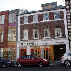Holywell building 2