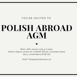 You're invited to